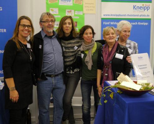 Messe La Vita Pirmasens Kneipp-Verein