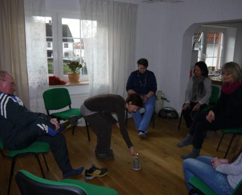 Pilates mit Misses Rheinland-Pfalz Karin Wadle froh-leben gesund-vital-schlank