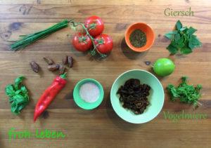 Tomatensosse aus frischen Tomaten gesund und vital froh-leben