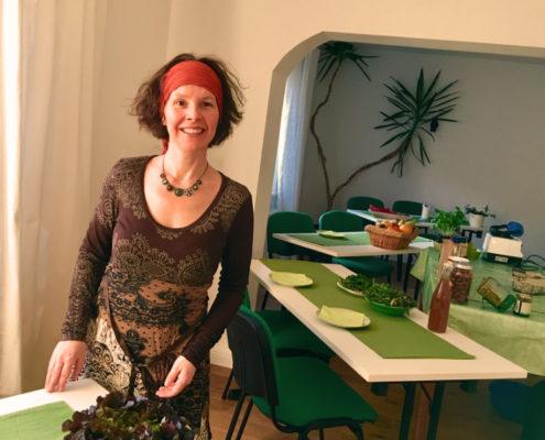 GESUND VITAL SCHLANK Workshop 03_18 froh leben Katja Friedrich Seminarraum 3