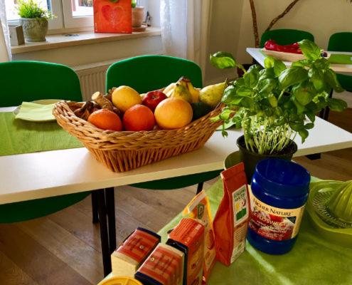 GESUND VITAL SCHLANK Workshop 03_18 froh leben Obstschale
