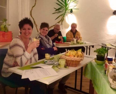 GESUND VITAL SCHLANK Workshop 03_18 froh leben Teilnehmer 1