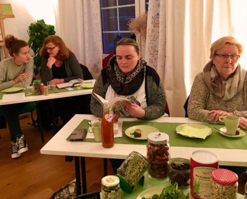 GESUND VITAL SCHLANK Workshop 03_18 froh leben Teilnehmer