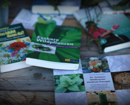 Buecher Kraeuterwanderung HomeDeko froh leben Ipanema