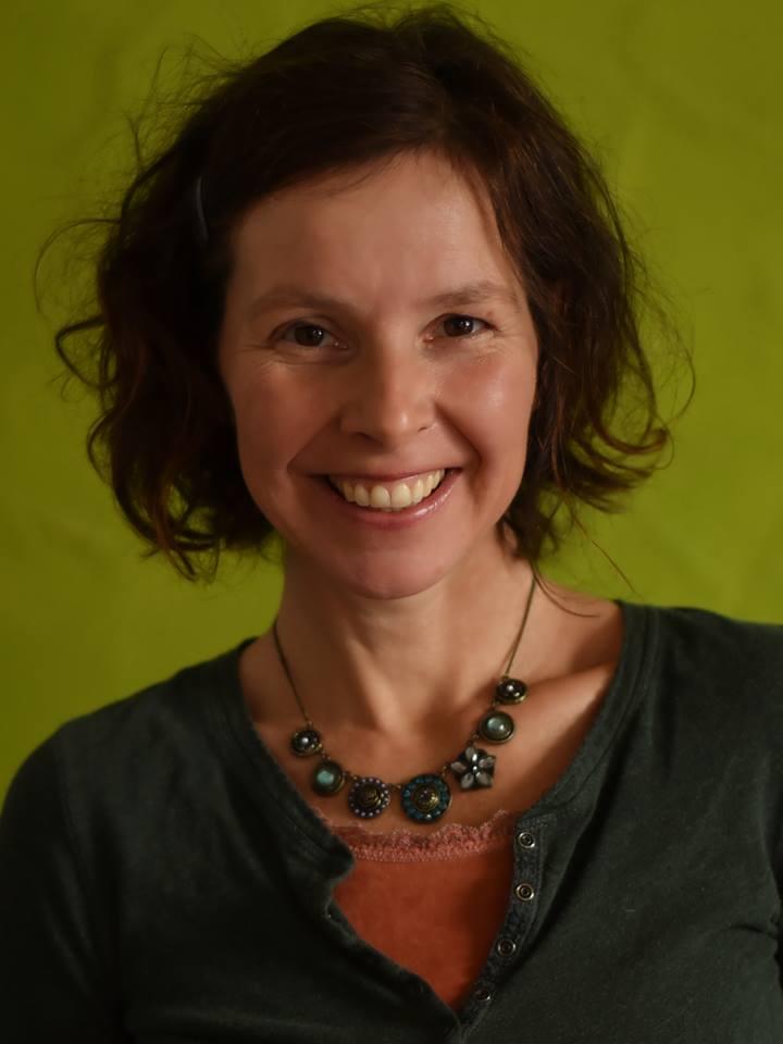 Katja Friedrich froh leben
