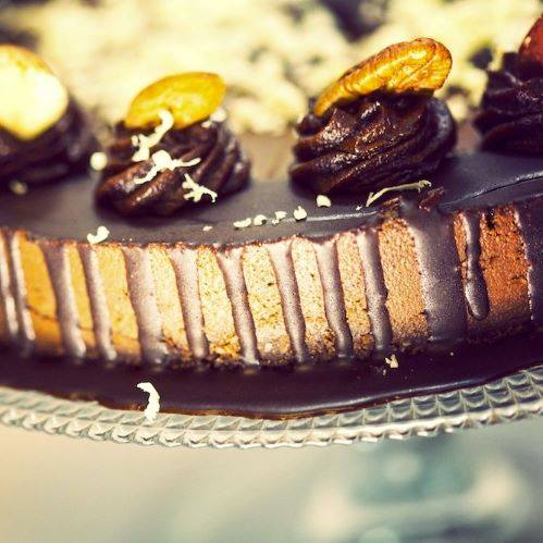 Superfran s Rohkost Manufaktur Torte