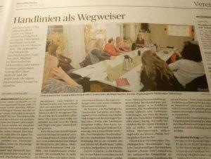 Handlinien als Wegweiser Psychologische Handanalyse Katja Friedrich Pfaelzer Merkur
